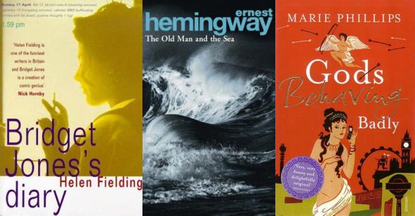 Amor, pesca i mitologia segons Fielding, Hemingway i Phillips