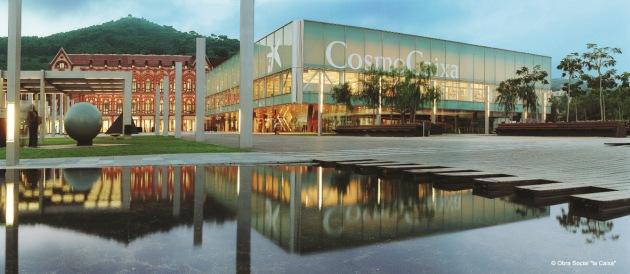 Un matí al CosmoCaixa Barcelona