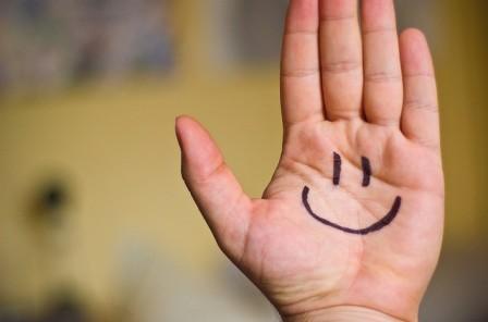 Una mà expressiva (font)