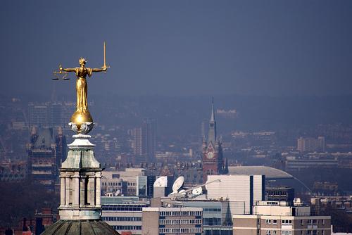 Vistas desde la catedral de San Pablo de Londres [Vicente Villamón]