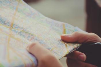 Si se sabe a donde se quiere llegar, es más fácil encontrar el mejor camino [foto: Sylwia Bartyzel]