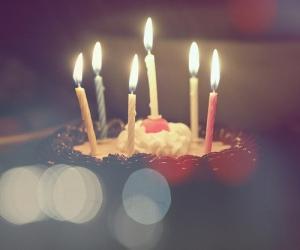 Com a mínim, a casa tenia un pastís només per a mi [foto: A♥]