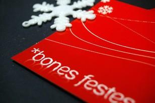 Us desitjo un Nadal ple de correcció lingüística [foto: Lali Masriera]