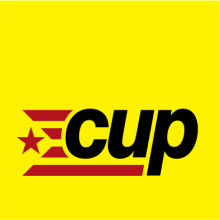 La logotip de la CUP