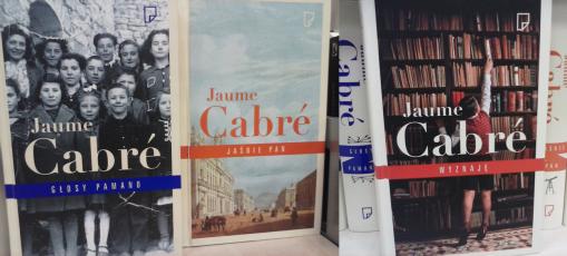 Les traduccions poloneses dels llibres de Jaume Cabré